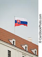 Slovakia, Bratislava: Castle Hill and Castle