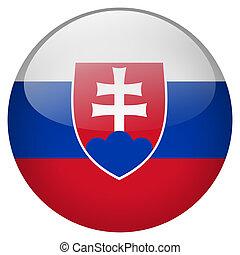 Slovakia Button