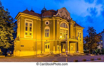 Slovene National Theatre Ljubljanska Drama
