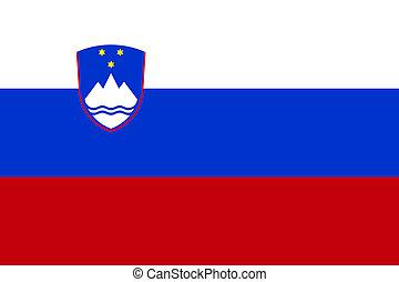 slovenia bandera