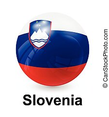 slovenia state flag
