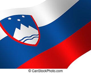 Slovenia - National Flag. Slovenia