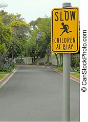 Slow...Children at Play