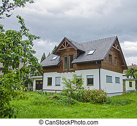 slowenien, landhaus
