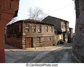 slums in Istanbul