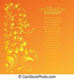 slunečnice, flower.