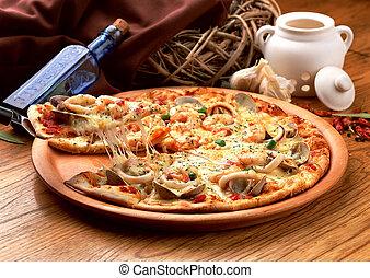 smakelijk, pizza