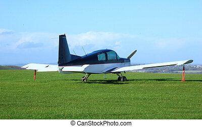 Small Aeroplane