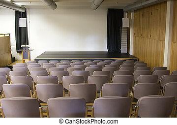 Small auditorium