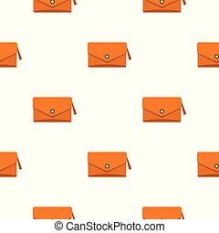 Small bag pattern seamless
