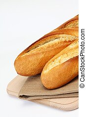 Small baguettes