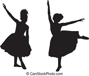 Small ballerinas - Children ballet