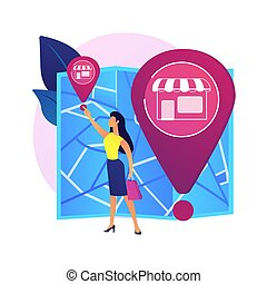 Small business expansion vector concept metaphor - Small ...