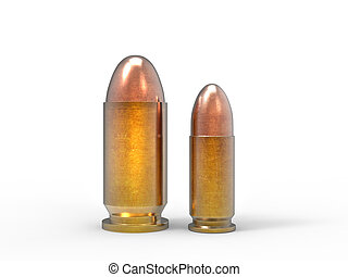 Small caliber bullets