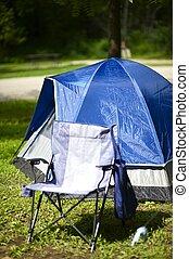 Small Camping