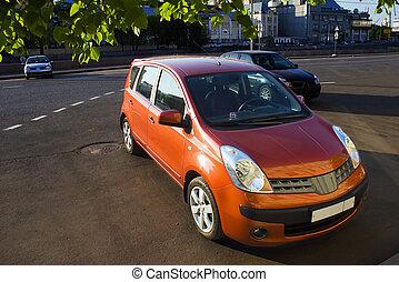 Small car