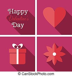 Small cards for Valentine's Day