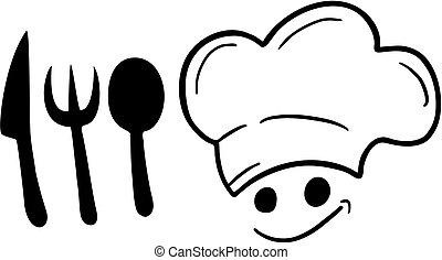 Small chef - Creative design of small chef