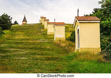 Calvary, Nitra, Slovakia