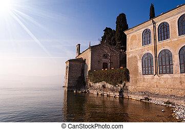 Small Church - Garda Lake Italy