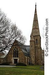 small church in Cambridge