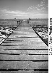Small Coastal Jetty