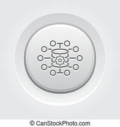 Small Data Icon