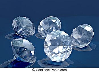 Small diamonds