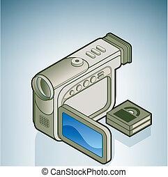 Small Digital Camera