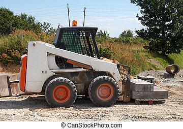 small excavator Bobcat