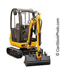 Small excavator