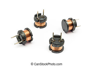 Small Ferrite Inductor for Electronic.
