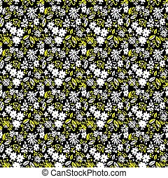 small flower pattern