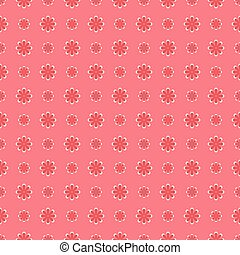 Small flower pattern.