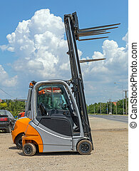 Small Forklift Truck