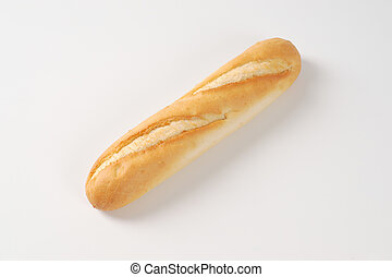 small French baguette