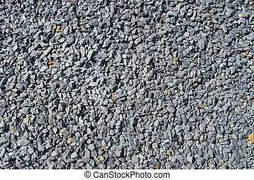 Small grey rocks
