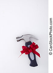 Small hammer with a bow