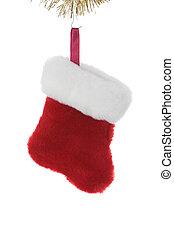 Small Holiday Stocking