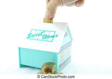 Small home bank