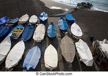 Small marina in Italy