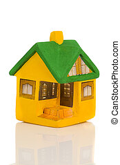 small model house