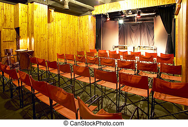 Small Movie Theater at Performing Arts School