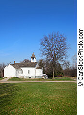 Small old church