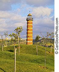 Old Lighthouse in Belem