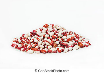 Small pile of beans