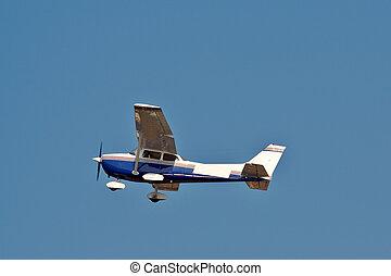 Small plane - Small private plane