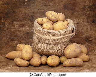 Potatoes in the Bag