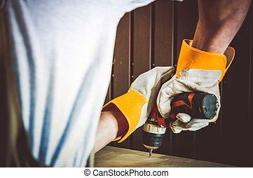 Small Repairs Home Job