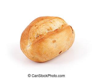 small round bun